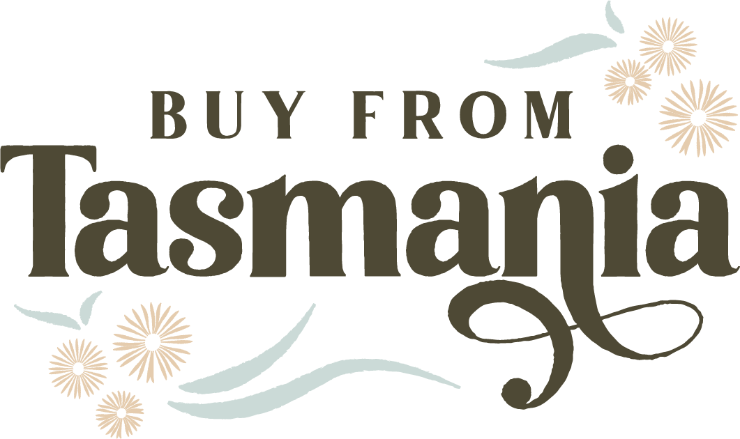 Buy From Tasmania logo