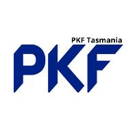 Logo reads PKF Tasmania