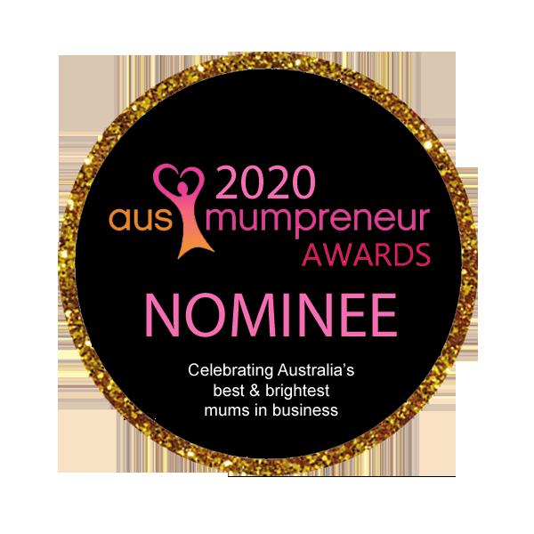 Ausmumpreneur Nominee 2020