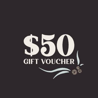 Buy From Tasmania $50 voucher