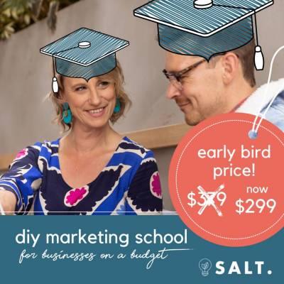 DIY Marketing School