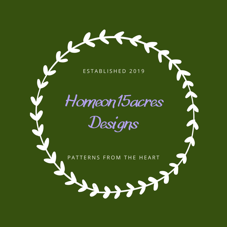 Homeon15acres Knitting Designs