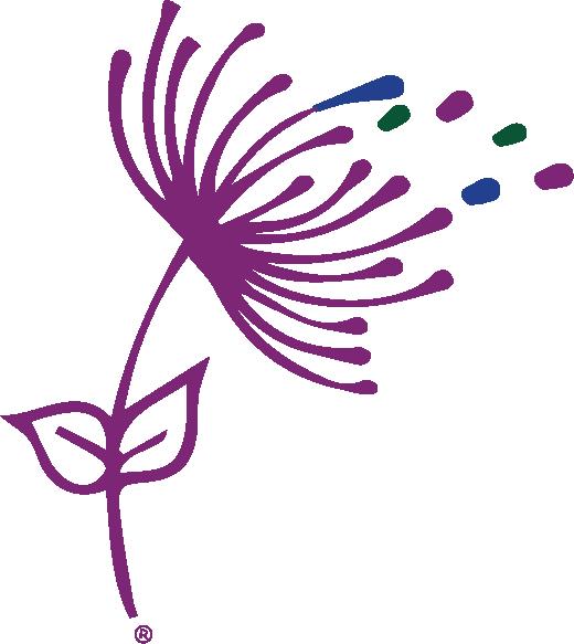The Trademark dandelion logo for GDEP